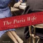 The Paris Wife, by Paula McLain